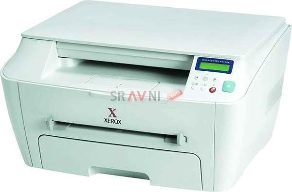 Драйвера Принтер Xerox Ре 16